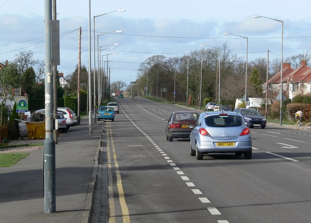 A5 Watling Street, Nuneaton