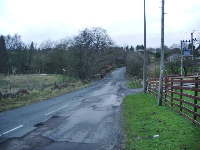 Parsonage Road, Blackburn