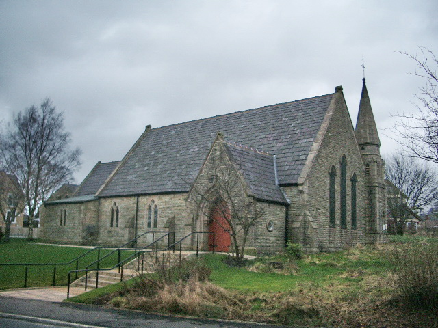 Trinity United Reformed Church, Brownhill
