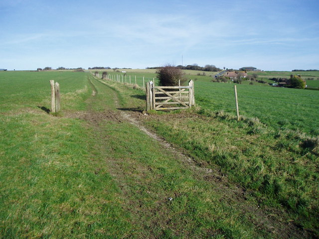 Bridleway from Hangleton to Devil's Dyke