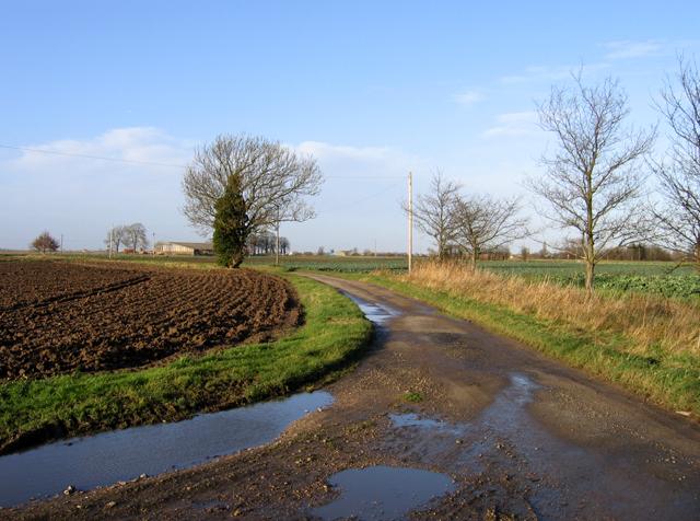Stumpcross Lane, Swineshead, Lincs