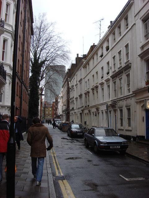 Little Russell Street
