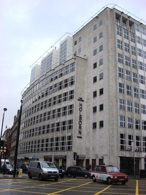 The Grange Hotel, Holborn