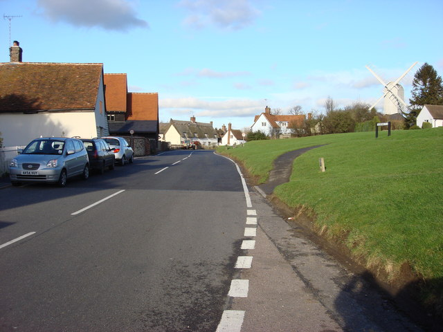 The Causeway, Finchingfield