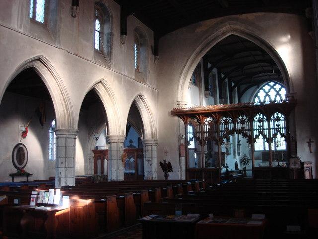 The Parish Church of St. John the Baptist