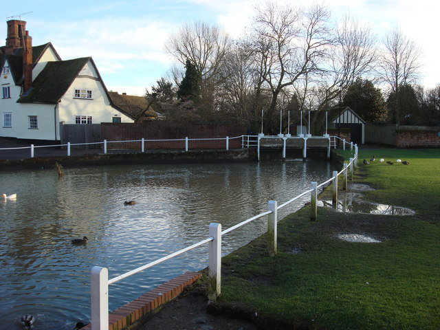 Duckpond, Finchingfield