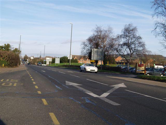 Shurdington Road