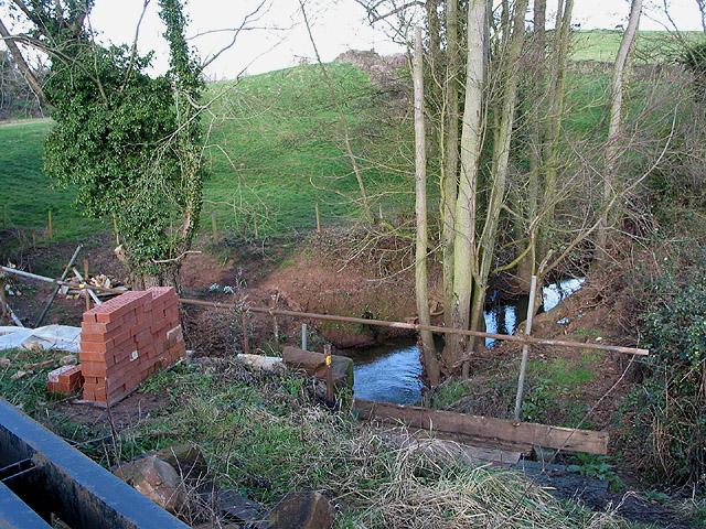 Crossing Ell Brook