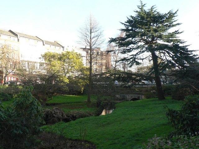 "Bournemouth Gardens: ""Paradise"""