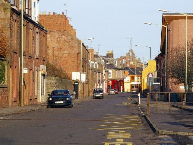 Millgate Loan, Arbroath