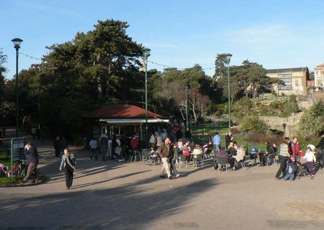 Bournemouth Gardens: Healthy Options