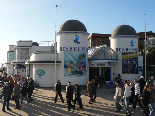 sz0890 bournemouth oceanarium near to westbourne bournemouth great ...