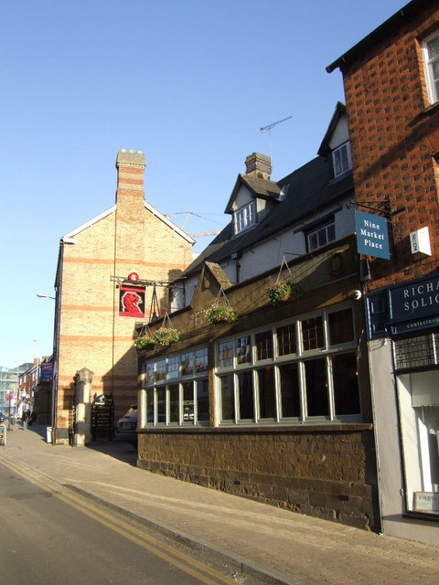 The Red Lion, Brackley