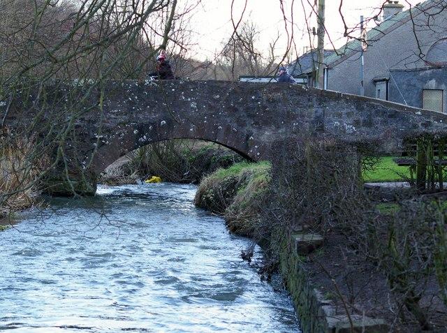 Bridge at St. Vigeans, Angus