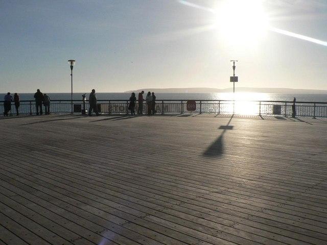 Bournemouth: pier head
