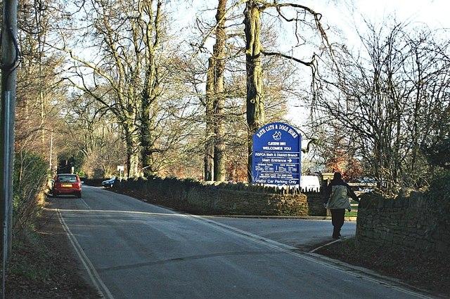 2008 : Road to Claverton