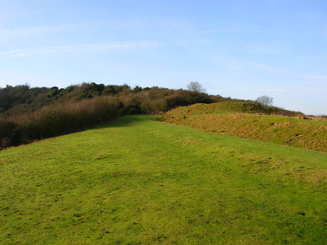 Tumulus, Hindover Hill