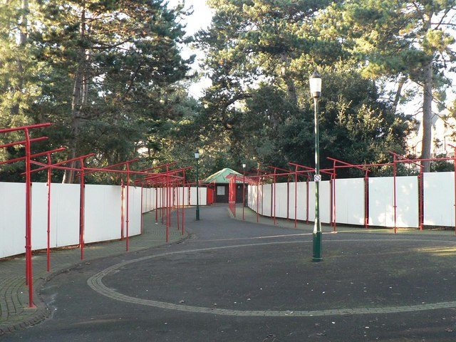 Bournemouth Gardens: open-air art gallery