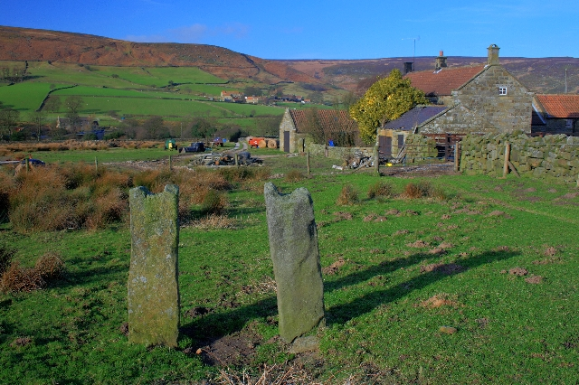 Stone Posts, Waites House Farm