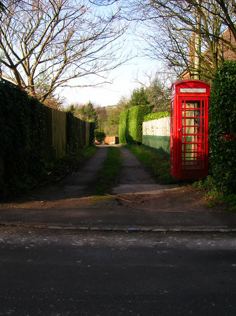 Telephone Box, Littlington