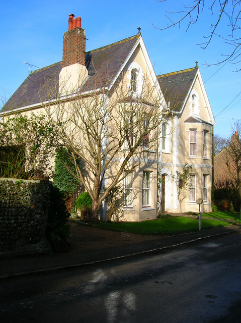 Litlington House