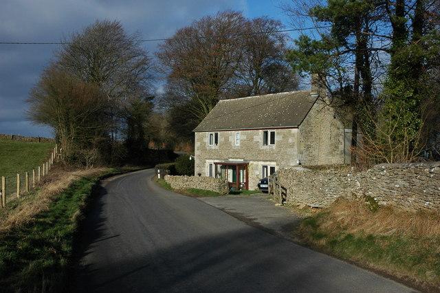 Cottage near Cranham