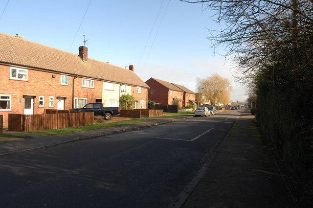 Elliott Road, March