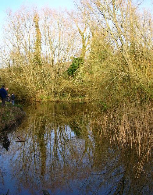 Westdean Pond