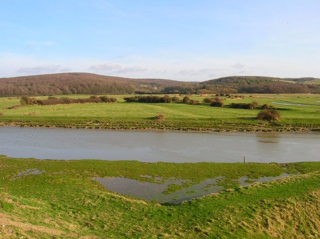 Old Course of Cuckmere River
