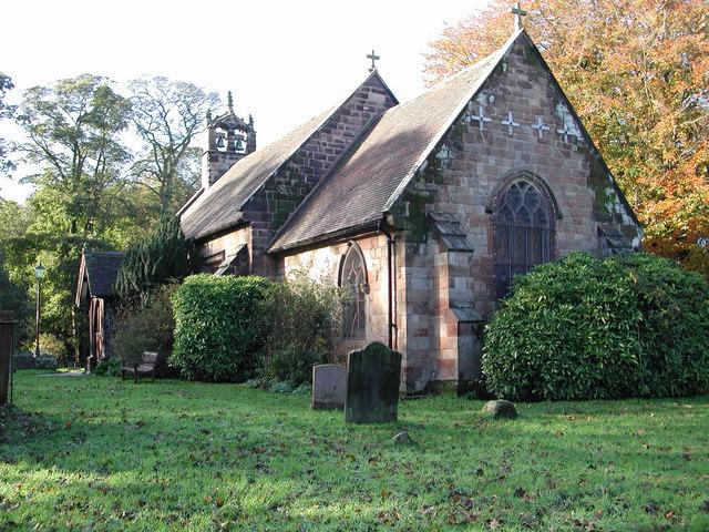 Cofton Hackett Church