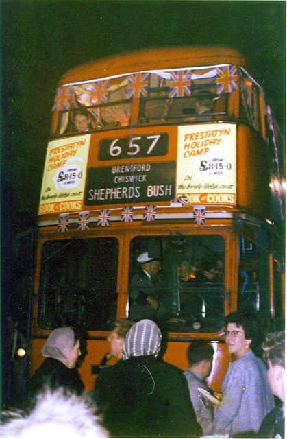 The Last Trolleybus.