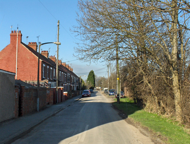 Marsh Lane, Barton Upon Humber