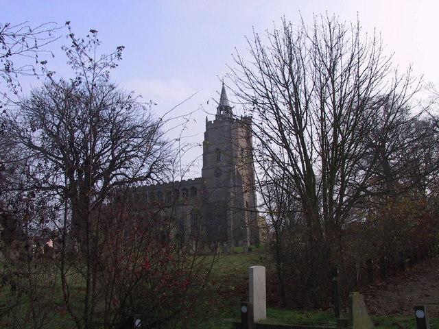 St. Mary's Church, Burwell