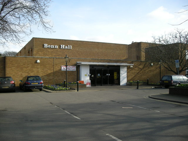 Rugby-The Benn Hall