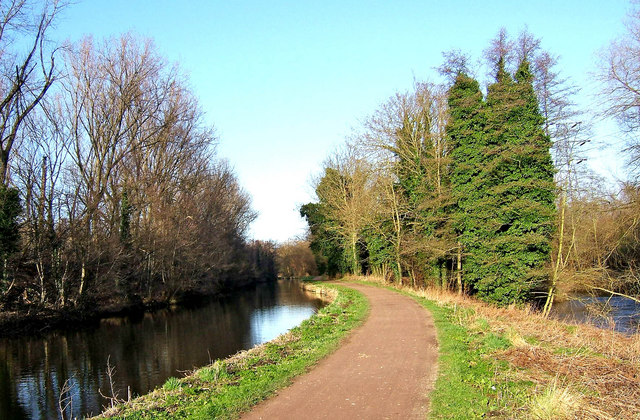 Staffs & Worcs Canal and River Stour