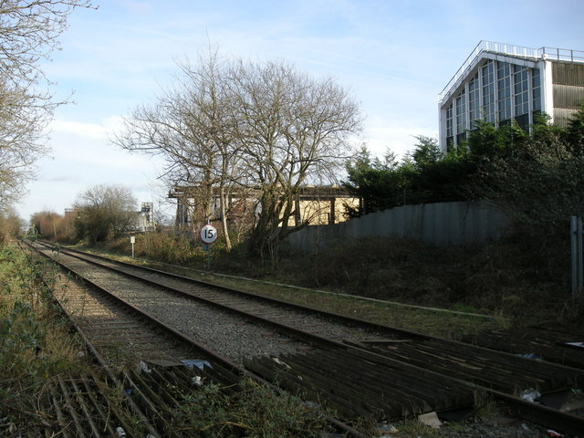 Rugby to Leamington Railway