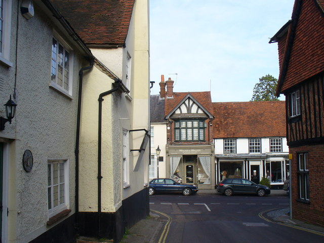 High and King Streets Junction, Odiham