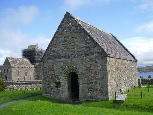 Iona - Ancient Chapel