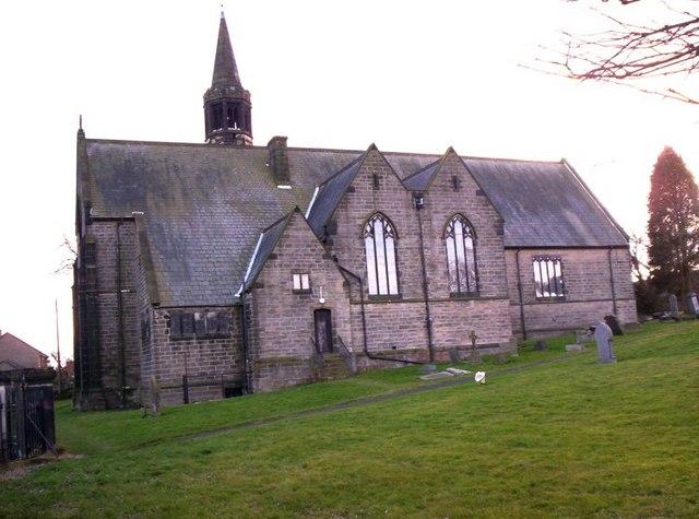 St. Pauls Church West Pelton