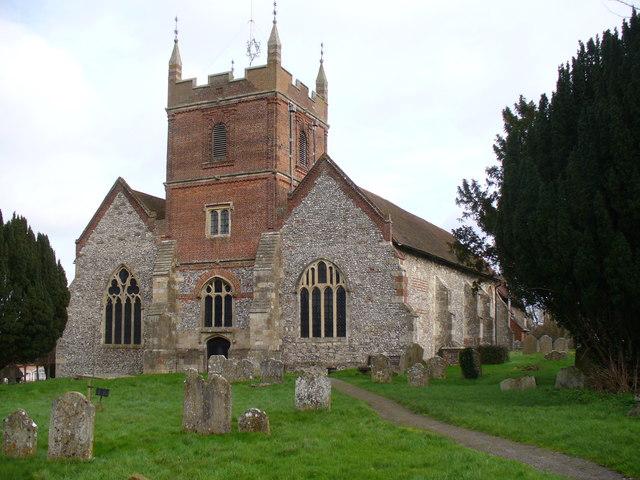Odiham Parish Church