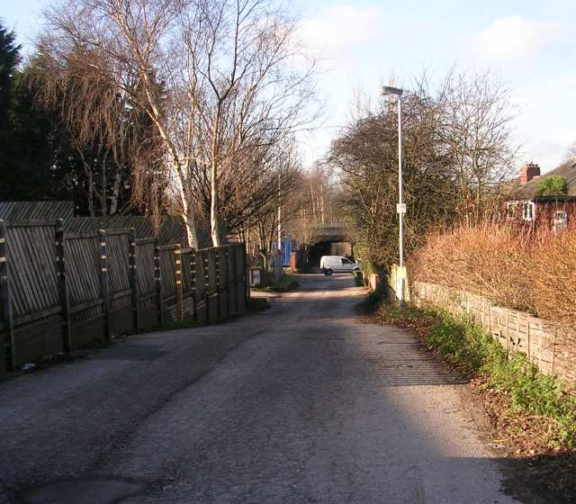 Fox Lane - Bradford Road
