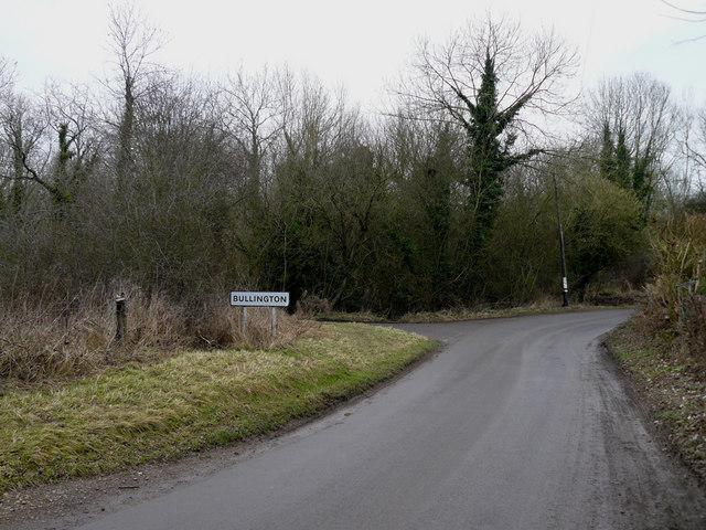 Bullington - Bullington Lane