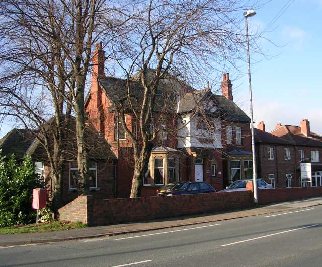 The Glynn Rest Home for the Elderly - Bradford Road