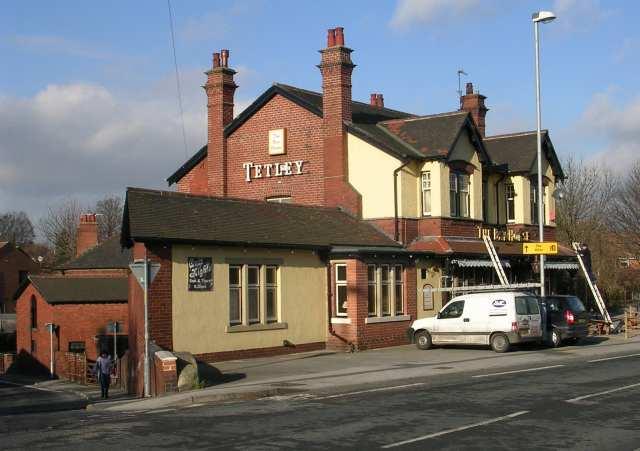 The Bay Horse - Bradford Road