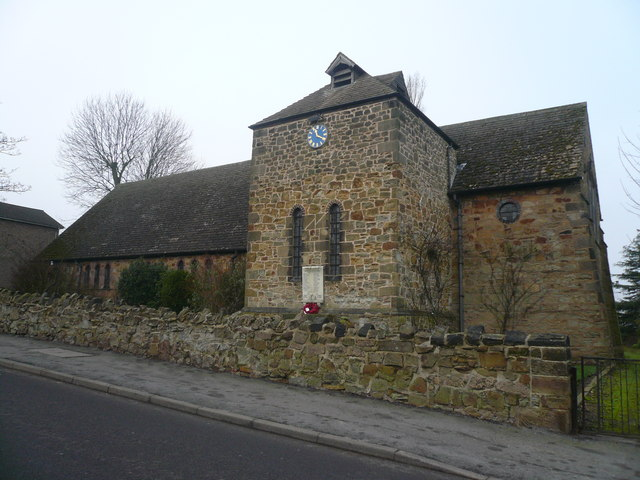 Stonebroom - St. Peter's Church
