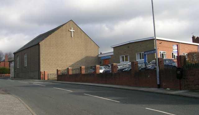 Wrenthorpe Methodist Church - Wrenthorpe Road