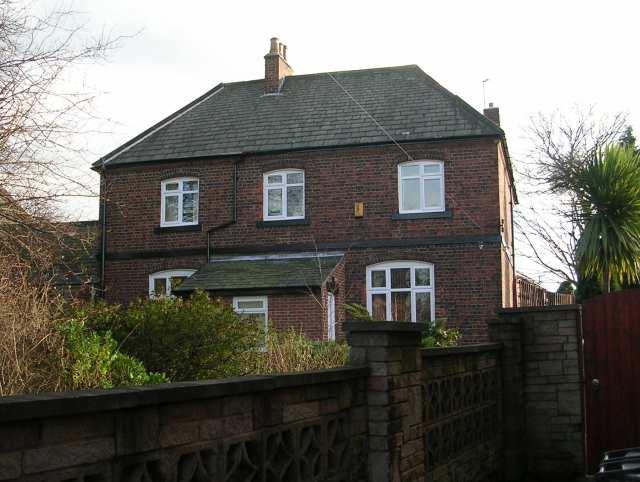 St Anne's Vicarage - Wrenthorpe Road