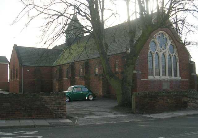 St Anne's Church - Wrenthorpe Road