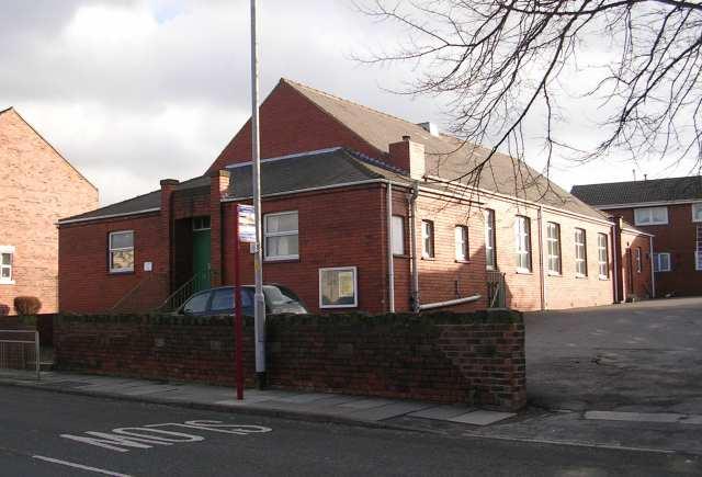 St Anne's Church Hall - Wrenthorpe Road