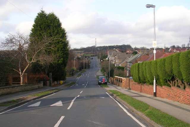 Trough Well Lane